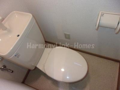 グランドゥールのトイレ