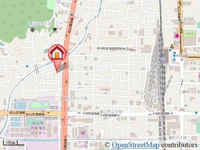 【地図】レモンハウス