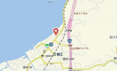 【地図】ブレッザ マリーナ
