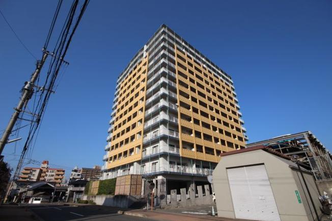 【外観】東峰マンション湯町