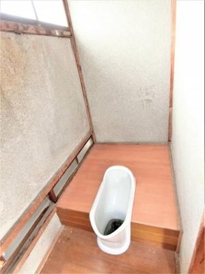 【トイレ】早野貸家