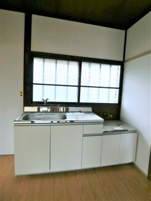 【キッチン】早野貸家