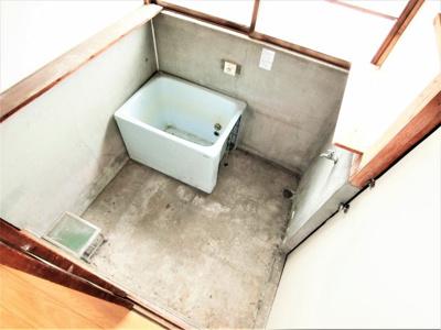 【浴室】早野貸家