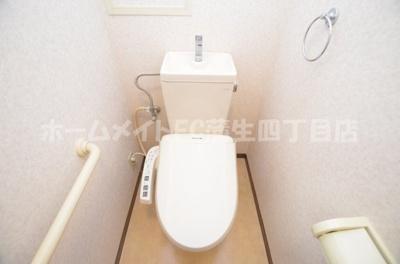 【トイレ】シェモア鶴見緑地