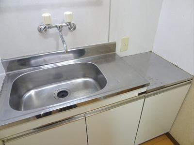 【キッチン】シティフラット南台