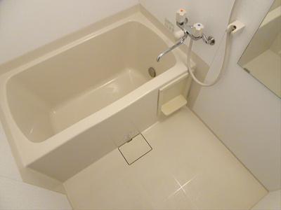 【浴室】シティフラット南台