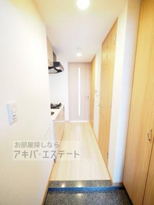 【トイレ】ルーブル大島弐番館