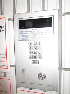 【セキュリティ】上板橋ダイカンプラザシティ