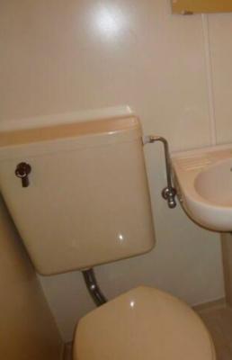 【トイレ】上板橋ダイカンプラザシティ