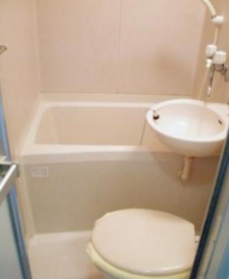 【浴室】ハルプトュール幡ケ谷
