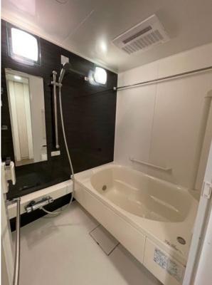 【浴室】プレシス南砂 74.43㎡ 2012年築 リ フォーム済