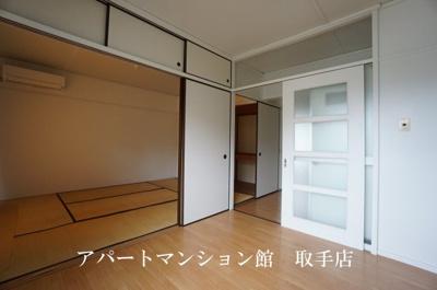 【居間・リビング】ビレッジハウス台宿4号棟