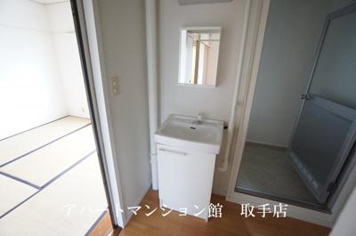 【洗面所】ビレッジハウス台宿4号棟