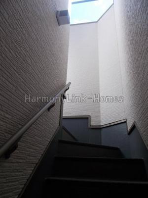 ハーモニーテラス向原の階段☆