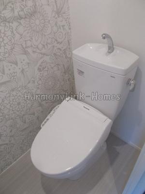 ハーモニーテラス向原のトイレ(別部屋参考写真)☆