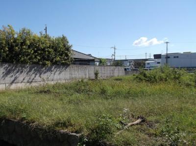 【外観】高津橋売り土地