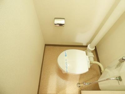 【トイレ】丸上ハイツA・B