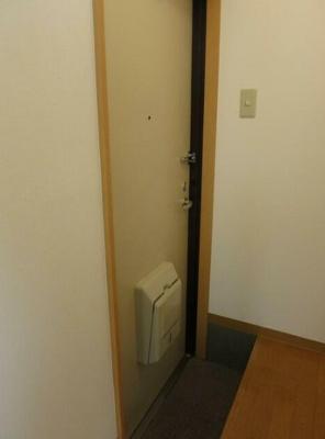 【玄関】シャンテ中井