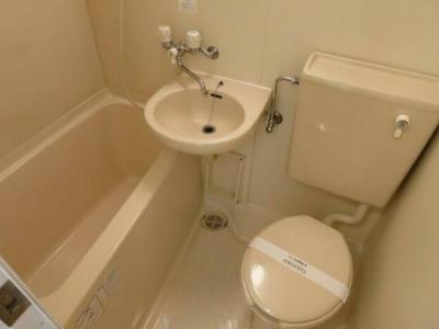 【浴室】シャンテ中井