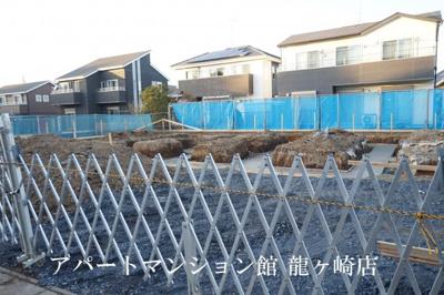 【外観】仮)龍ヶ崎市城ノ内新築アパート