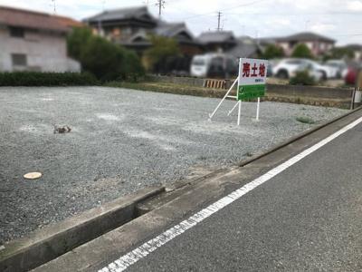 【外観】加古川市平岡町山之上 建築条件なし売土地