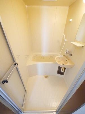 【浴室】ロゼメゾネット