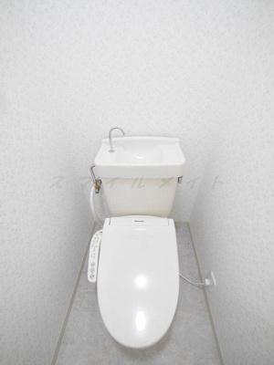 【トイレ】ロゼメゾネット