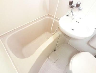 【浴室】メゾンアオイ