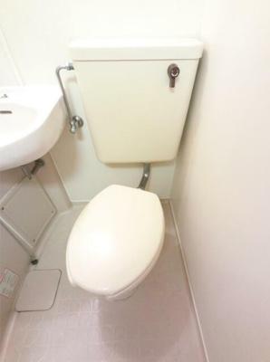 【トイレ】メゾンアオイ