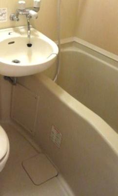 【浴室】スカイコート荻窪第三