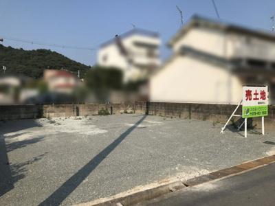 【外観】高砂市阿弥陀町一丁目 建築条件なし売土地