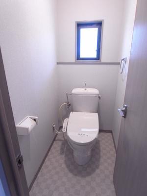 【トイレ】アーバニアIG B棟