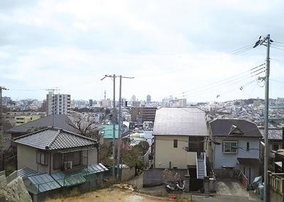 【展望】山王町土地