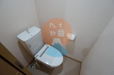 うれしいバス・トイレ別です。
