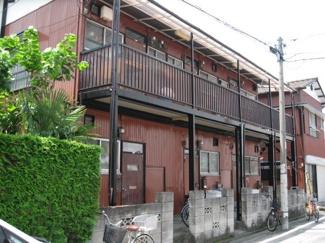 【外観】マルヤ荘