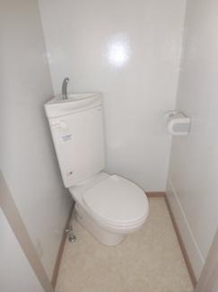 【トイレ】マルヤ荘