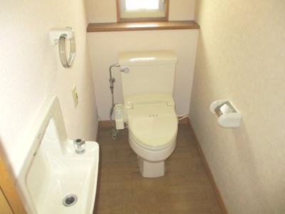 【トイレ】六甲アイランド 神戸市東灘区向洋町中5丁目 戸建