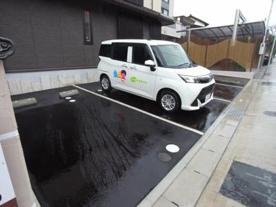 【駐車場】サンラモン本山Ⅱ