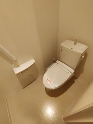 【トイレ】シャーメゾン本町Ⅱ番館