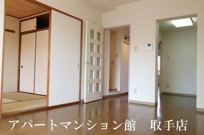 【居間・リビング】藤代ハイツ