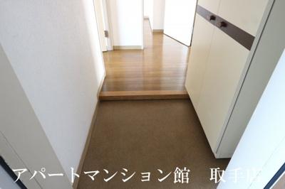 【玄関】藤代ハイツ
