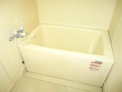 浴室は丁寧にお使いです。
