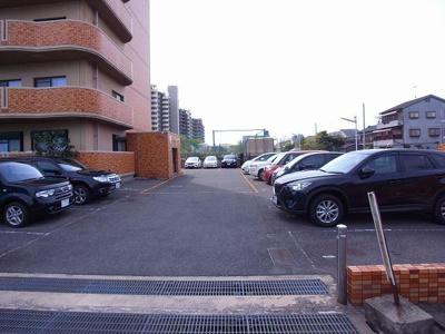 【駐車場】フローリッシュ北田