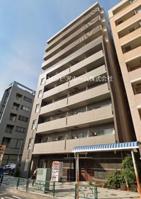 【外観】プレスタイル両国弐番館 9階 2014年築 空室
