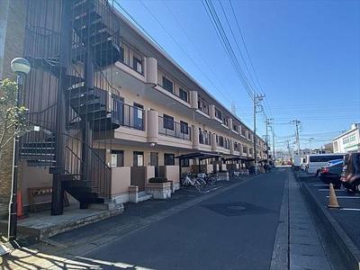 JR埼京線「北与野」駅徒歩圏内、3駅2路線ご利用可能。