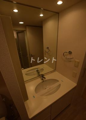 【独立洗面台】パークアクシス浅草橋