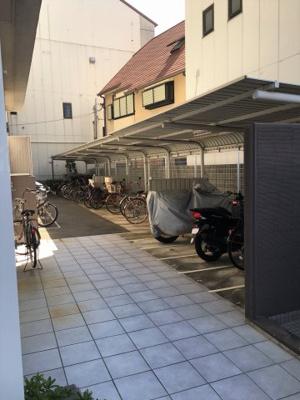 【駐輪場】ワコーレ兵庫ブランセ