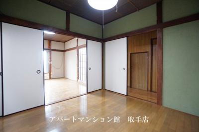 【洋室】樋口貸家