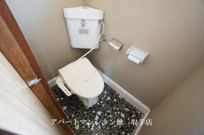 【トイレ】樋口貸家