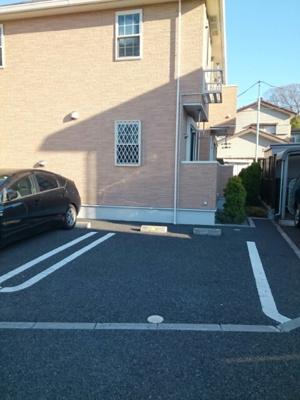 【駐車場】アレーズ